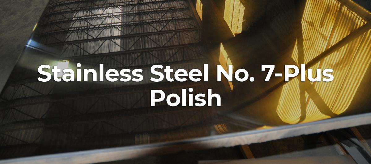 No. 7 Plus Stainless Steel Polish
